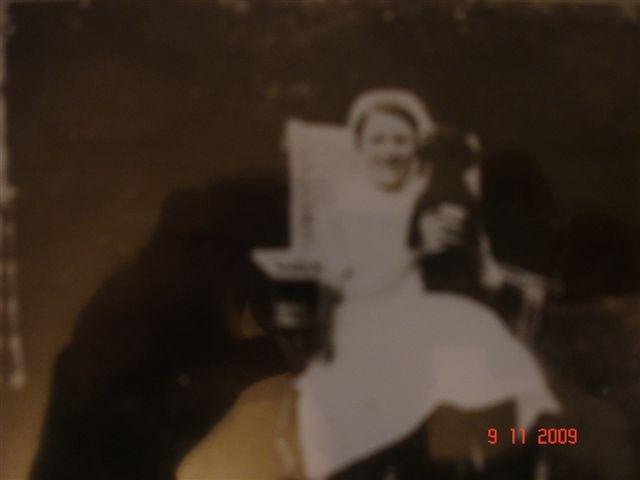 Mrs McDonald aged 14