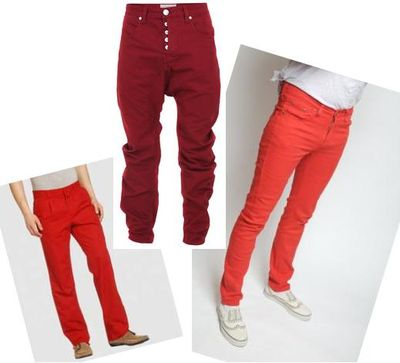 Redtrousers