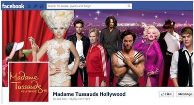 Madame Tussauds picture
