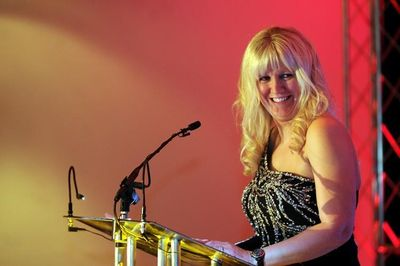 Sarah pullen women in business awards 2013
