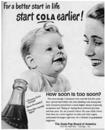 Coca cola kids