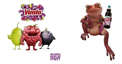 Mixed Up Fruit to Vimtoad