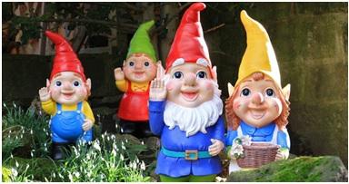 Asda gnomes