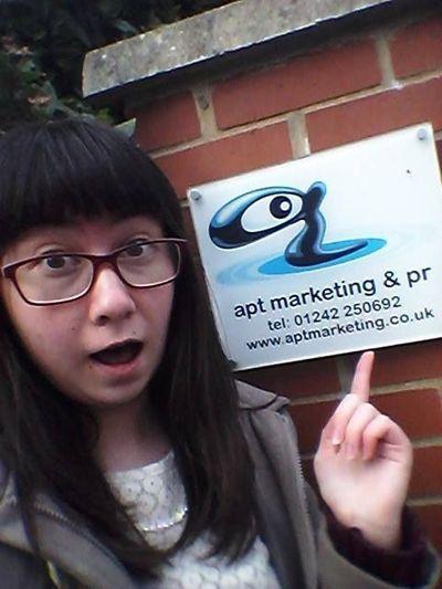 Kristina Apprenticeship Picture