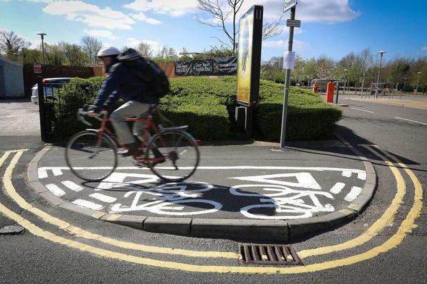 Shortest Bike Lane