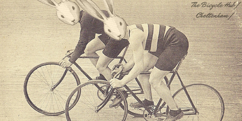 Easter bicylce hub (1)